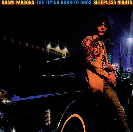 Gram Parsons/Flying Burrito Bros. - Sleepless Nights - Amazon.com ...
