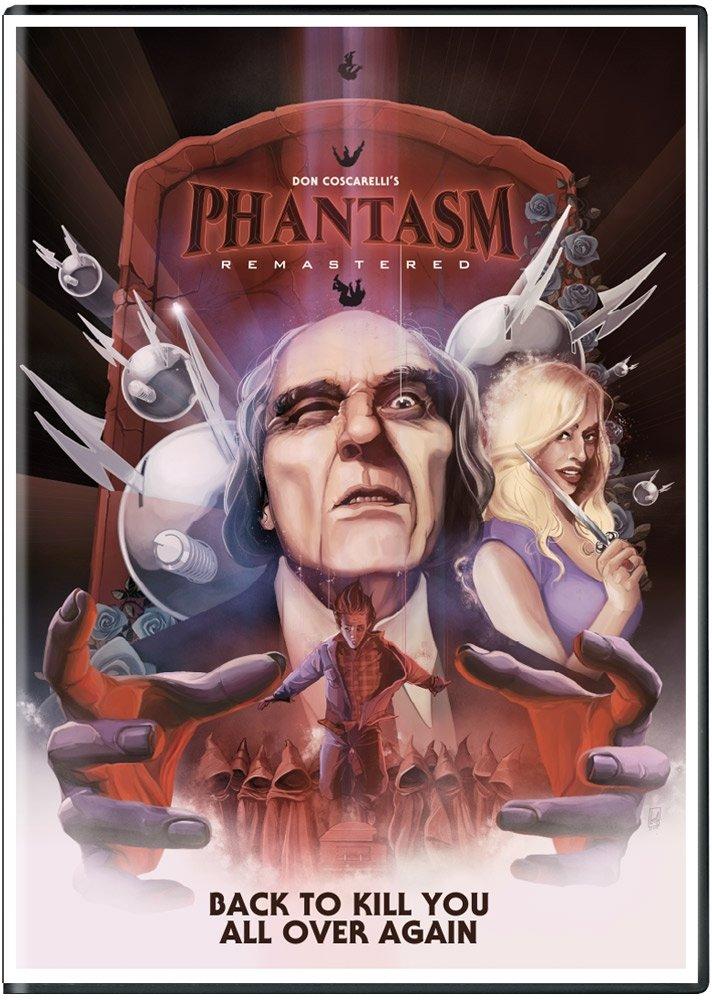 Phantasm: Remastered Edizione: Stati Uniti Italia DVD: Amazon.es ...