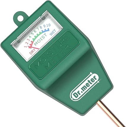 soil moisture meter - dr. meter