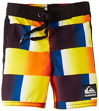 70f117cbf2 Amazon.com: Quiksilver Baby Boys' Get Rad Swim Trunks: Infant And ...