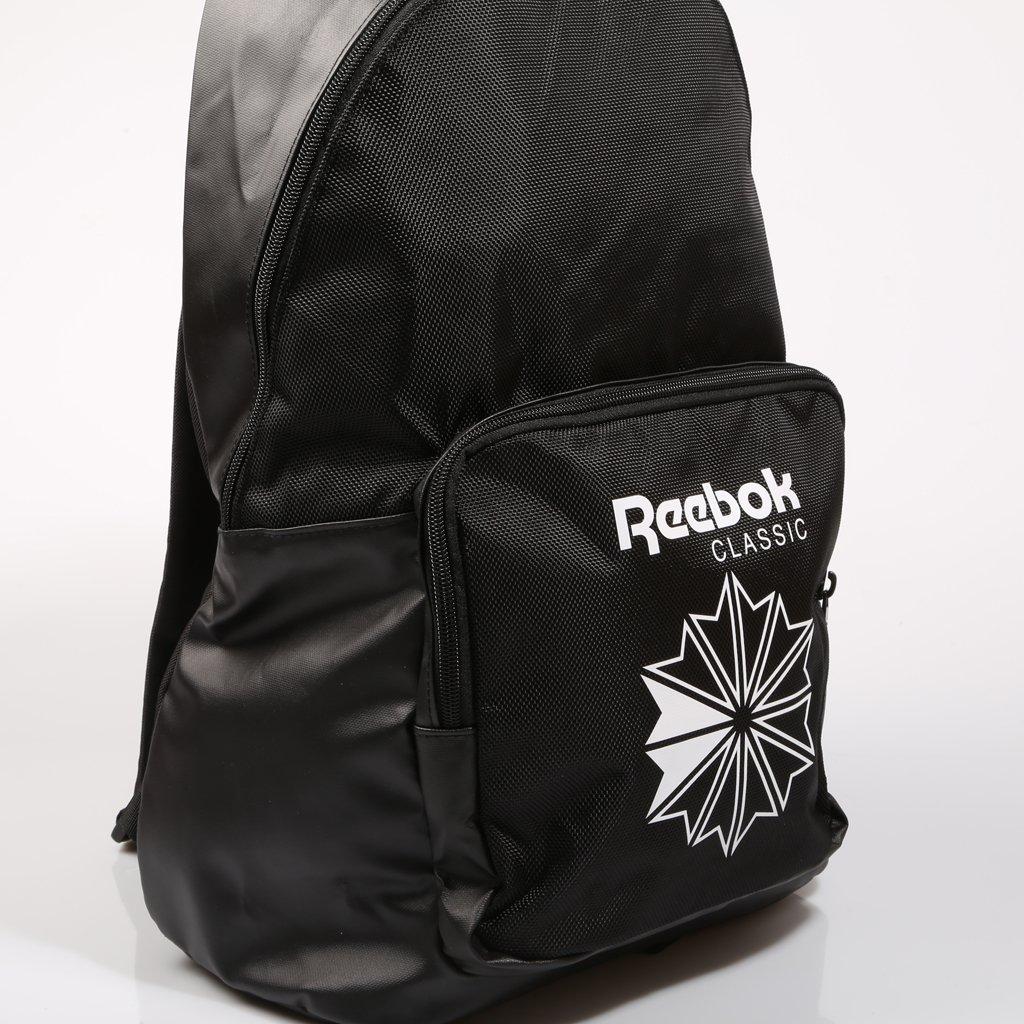 Reebok DA1231 Cl Core Backpack Mochila Tipo Casual, 25 cm, 24 litros, Negro: Amazon.es: Equipaje