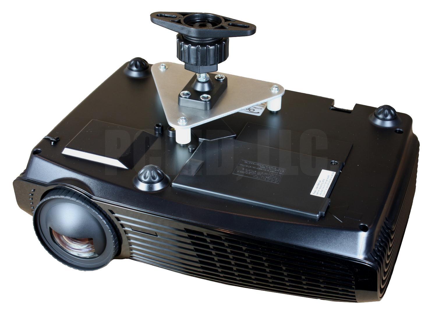 PCMD Proyector Soporte de techo para OPTOMA hd25-lv: Amazon.es ...