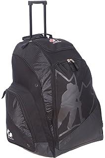 Hockey Canada Official 27 Inch Wheeled Hockey Equipment Rolling Backpack f3fe81b81