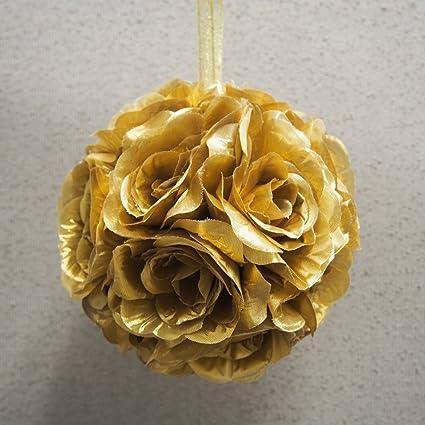 Amazon.com: Pomander Flower Balls Wedding Centerpiece, 6-inch ...