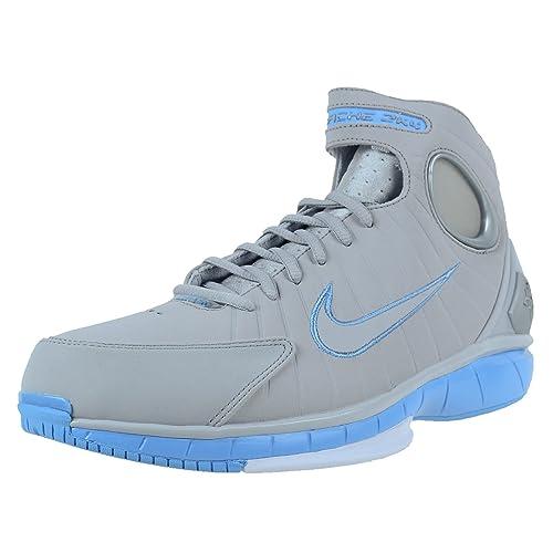 Nike Air Zoom Huarache 2 K4 - Zapatillas de Baloncesto Lobo Gris Universidad Azul 308475 002: Amazon.es: Zapatos y complementos