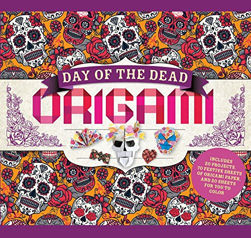 Day of the Dead Origami -