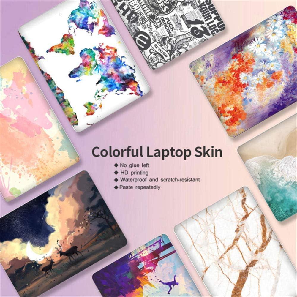 Skin-Aufkleber Anime RWBY 13-14 Zoll 15 Zoll 15,6 Zoll Laptop Haut Vinyl Aufkleber Notebook Cover Schutzhaut A 15,6 Zoll