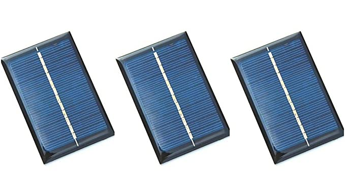 Orbit Solar 6 V 100mA Solar Panel -Pack of 3