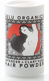 product image for Lulu Organics Lavender & Clary Sage Hair Powder/Dry Shampoo - 1 oz