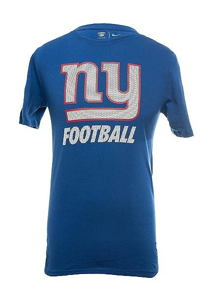 Amazon.com: Hombre Nike New York Giants de manga corta ...
