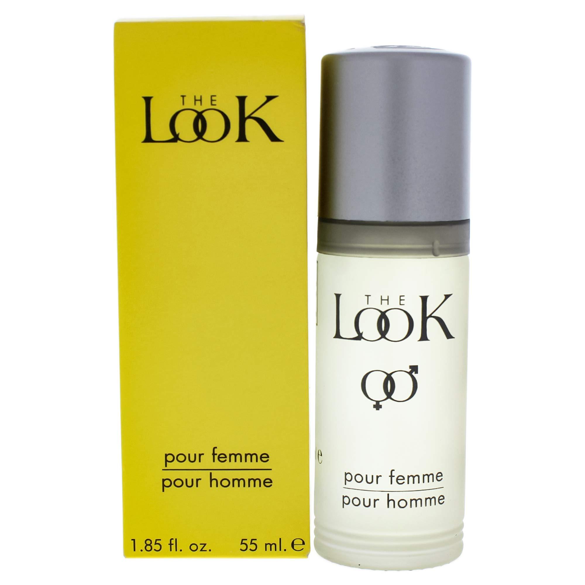 UTC   The Look   Eau de Toilette   Unisex Fragrance Spray   Aromatic Floral Scent   1.85 oz