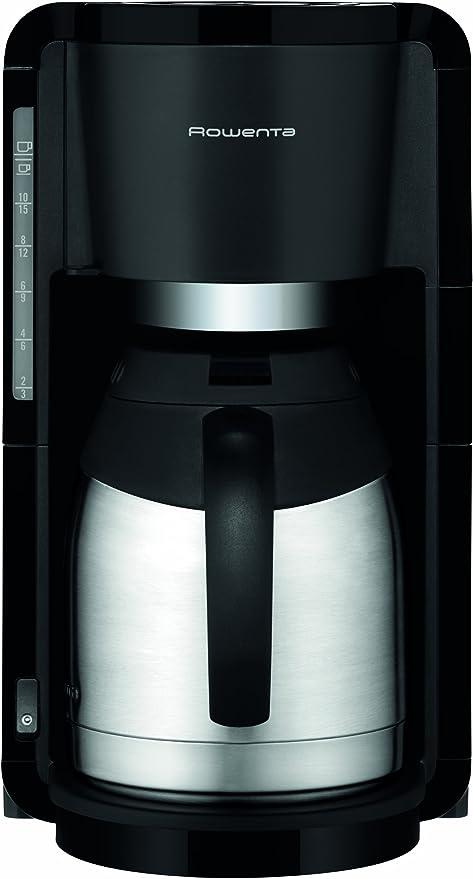 Rowenta CT3818 10 Adagio - Cafetera con jarra isotérmica: Amazon.es: Hogar