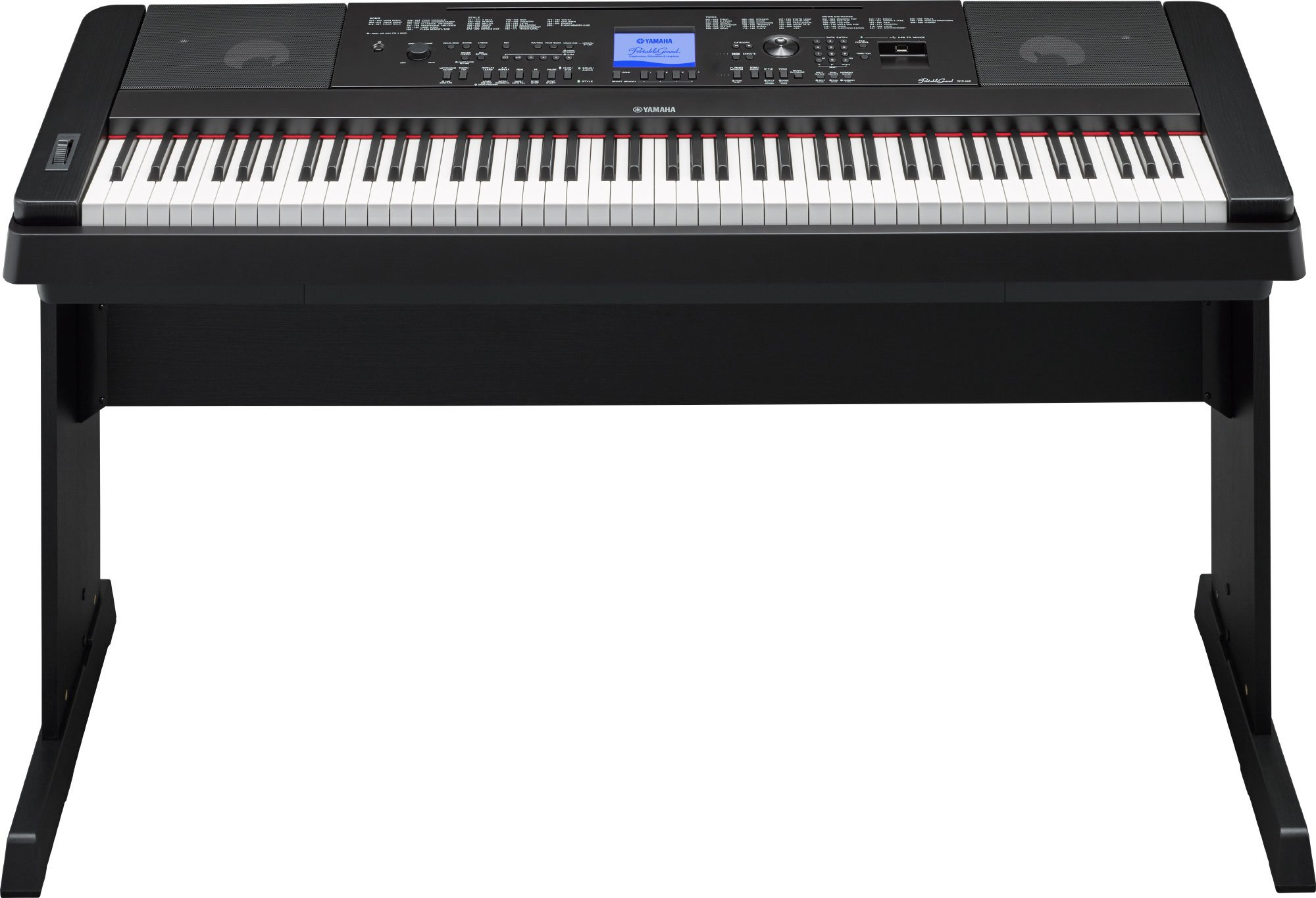 Casio PX 860 Vs. Yamaha DGX 660