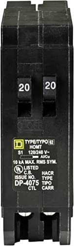 Your One Source HOMT2020CP Homeline Tandem Circuitbreaker