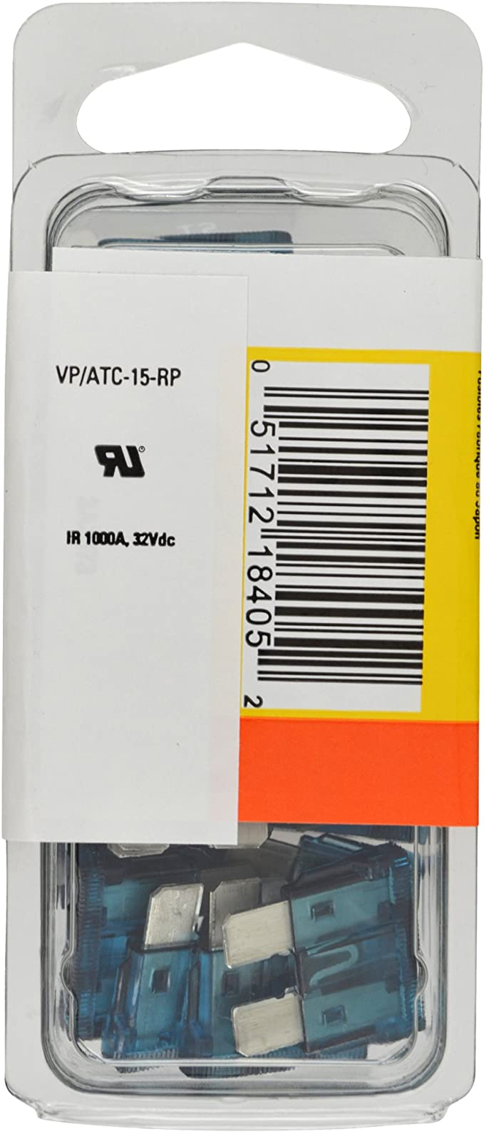 Details about  /Bussmann ATC-7.5 Automotive Fuse 705A 32V Lot of 5 RED  USED