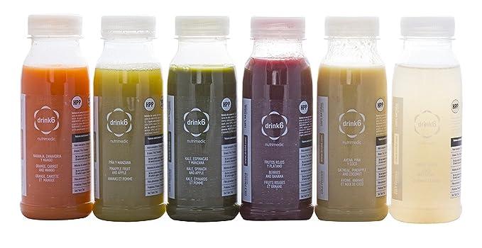 Pack de zumos Mini Drink6: Amazon.es: Alimentación y bebidas