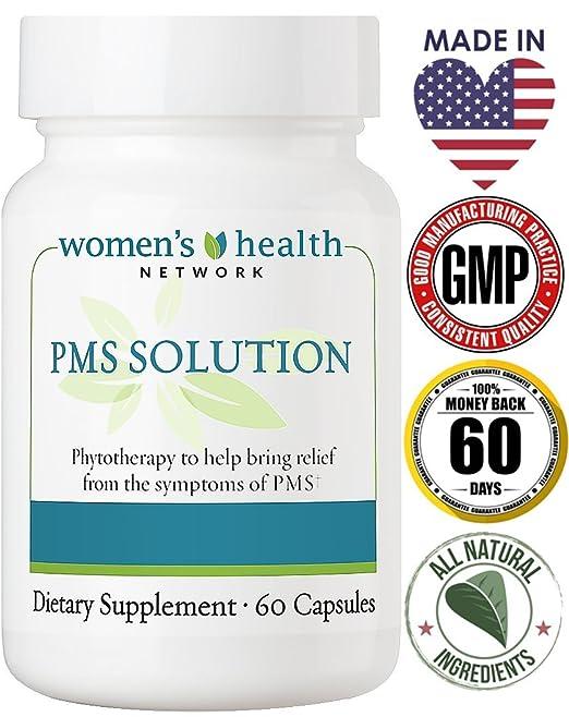 Amazon.com: PMS – Solución por la salud de la mujer Red ...
