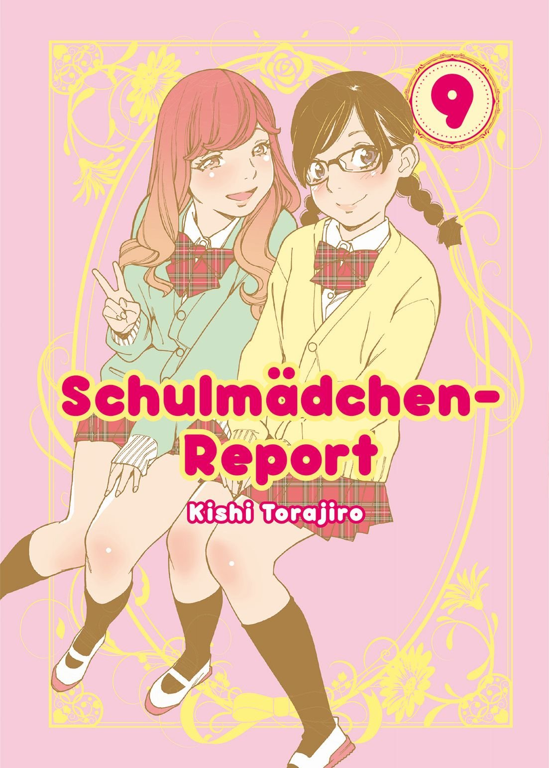 Schulmädchen-Report: Bd. 9 Taschenbuch – 23. April 2018 Kishi Torajiro Burkhard Höfler Panini 3741606235