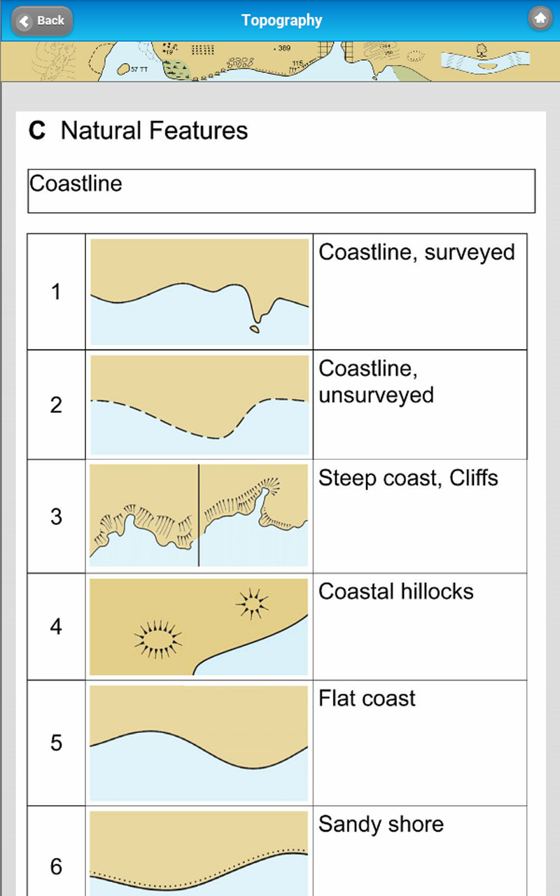 Amazon nautical chart symbols abbreviations appstore for 000 buycottarizona Image collections