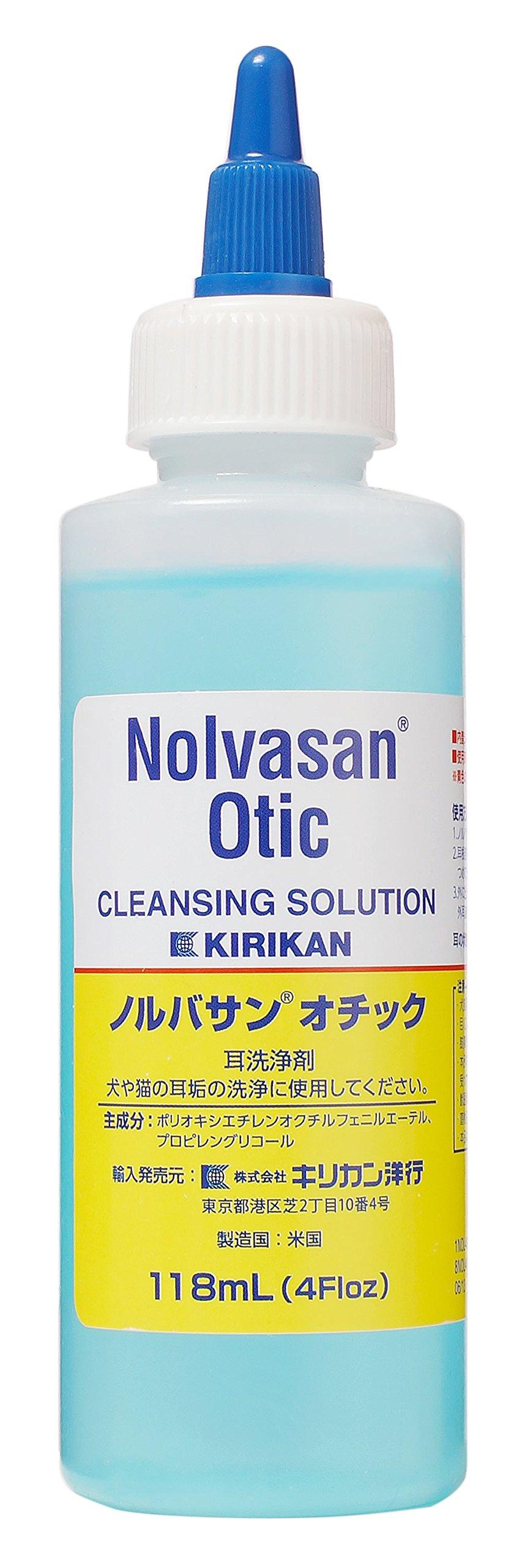 ノルバサンオチック 118mL product image