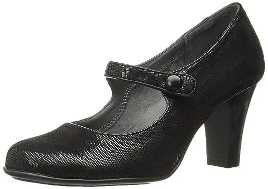 1960s Style Shoes Role Through Dress Pump                                                                      Aerosoles Womens Role Through Dress Pump $56.69 AT vintagedancer.com
