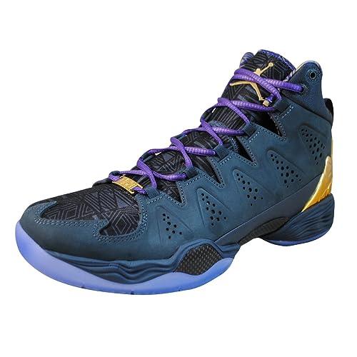 3ee48b468b9a free shipping nike air jordan melo m10 bhm mens scarpe da ginnastica alte  cesto 647568 scarpe