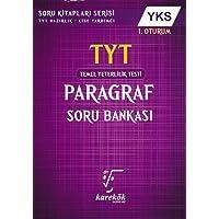 Karekök YKS TYT Paragraf Soru Bankası 1. Oturum-YENİ