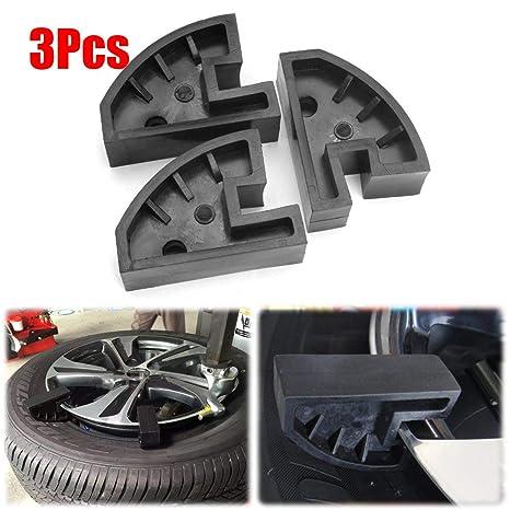 3 Pcs Car Truck Tyre Tire Changer Nylon Bead Drop Center Depressor Clamp Tool