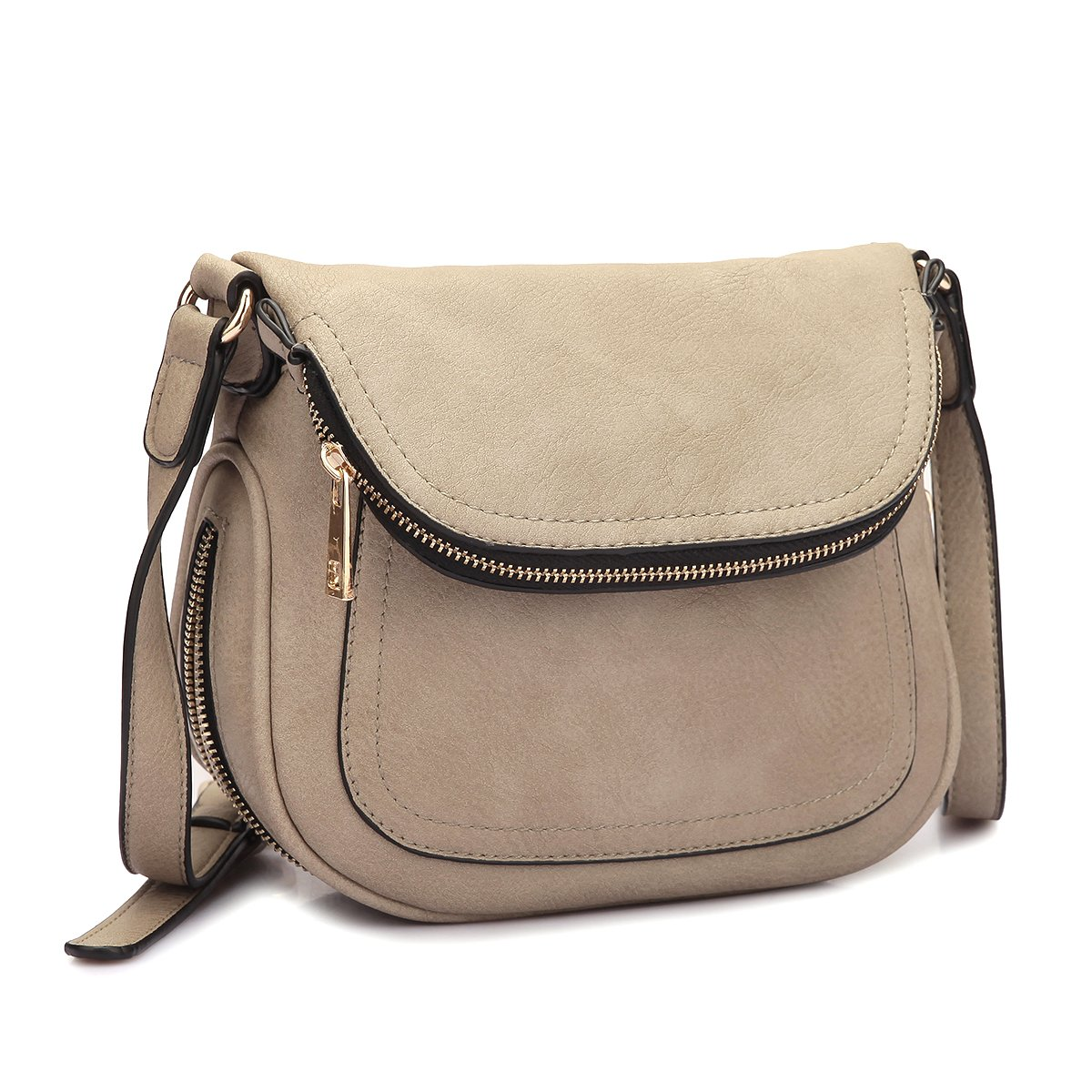Lady Lightweight Crossbody Bags for Women Small Crossbody Purses Travel Bags Soft Shoulder Bags Vegan Leather