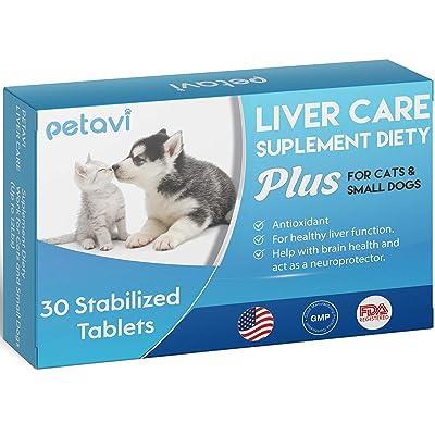 PETAVI Support Healthy Liver Functions