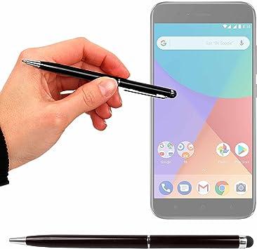 DURAGADGET Lápiz Stylus + Bolígrafo (2 En 1) para Smartphone ...