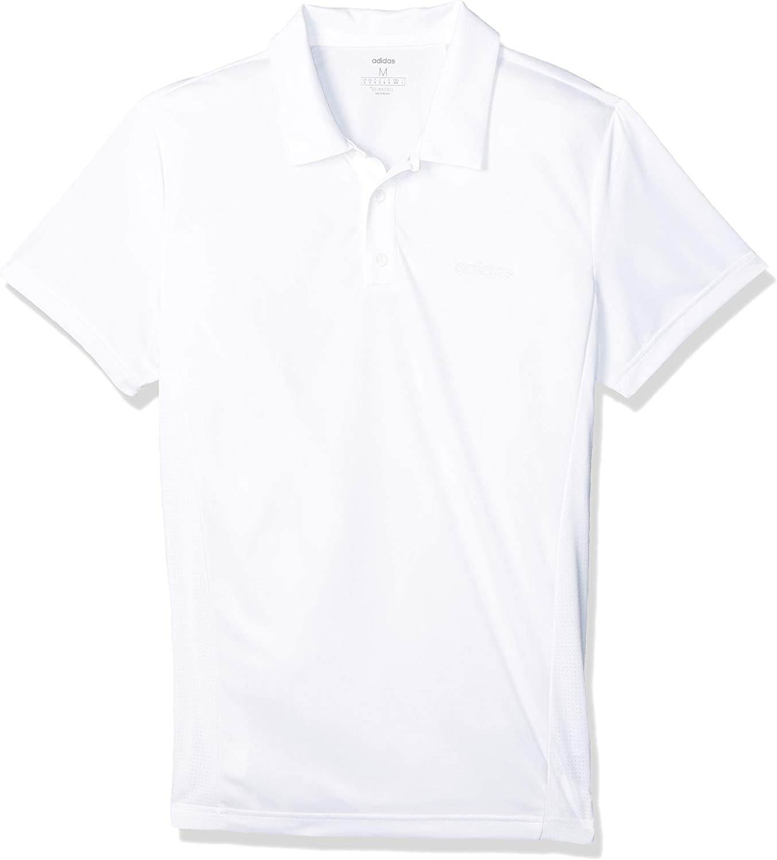 Hombre adidas M D2m Cla Polo Camiseta
