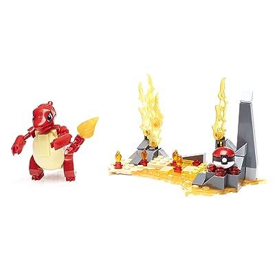 Mega Construx Pokemon Charmeleon Pack: Toys & Games