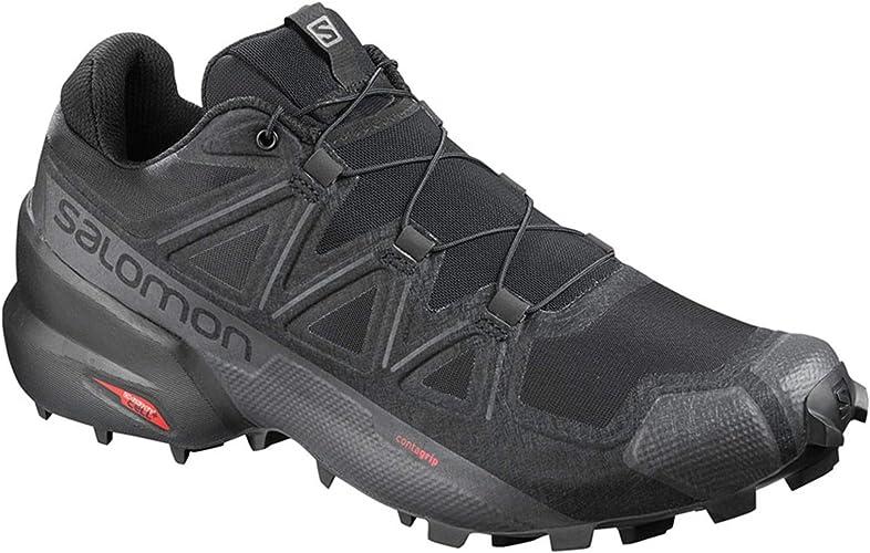 Salomon Speedcross 5 Wide Fit Mens Shoes