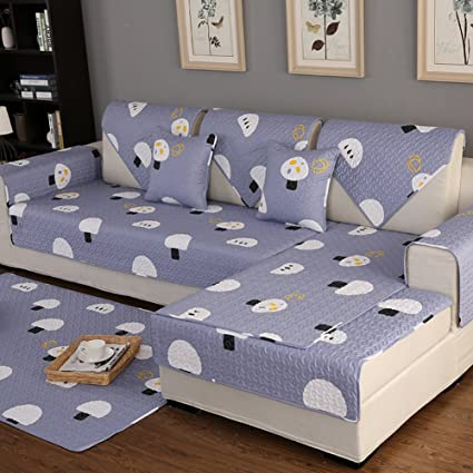 Pet Couch Cover,3 Cushion Sofa Slipcover Couch Cushion Covers Sectional Sofa  Covers Armchair Covers