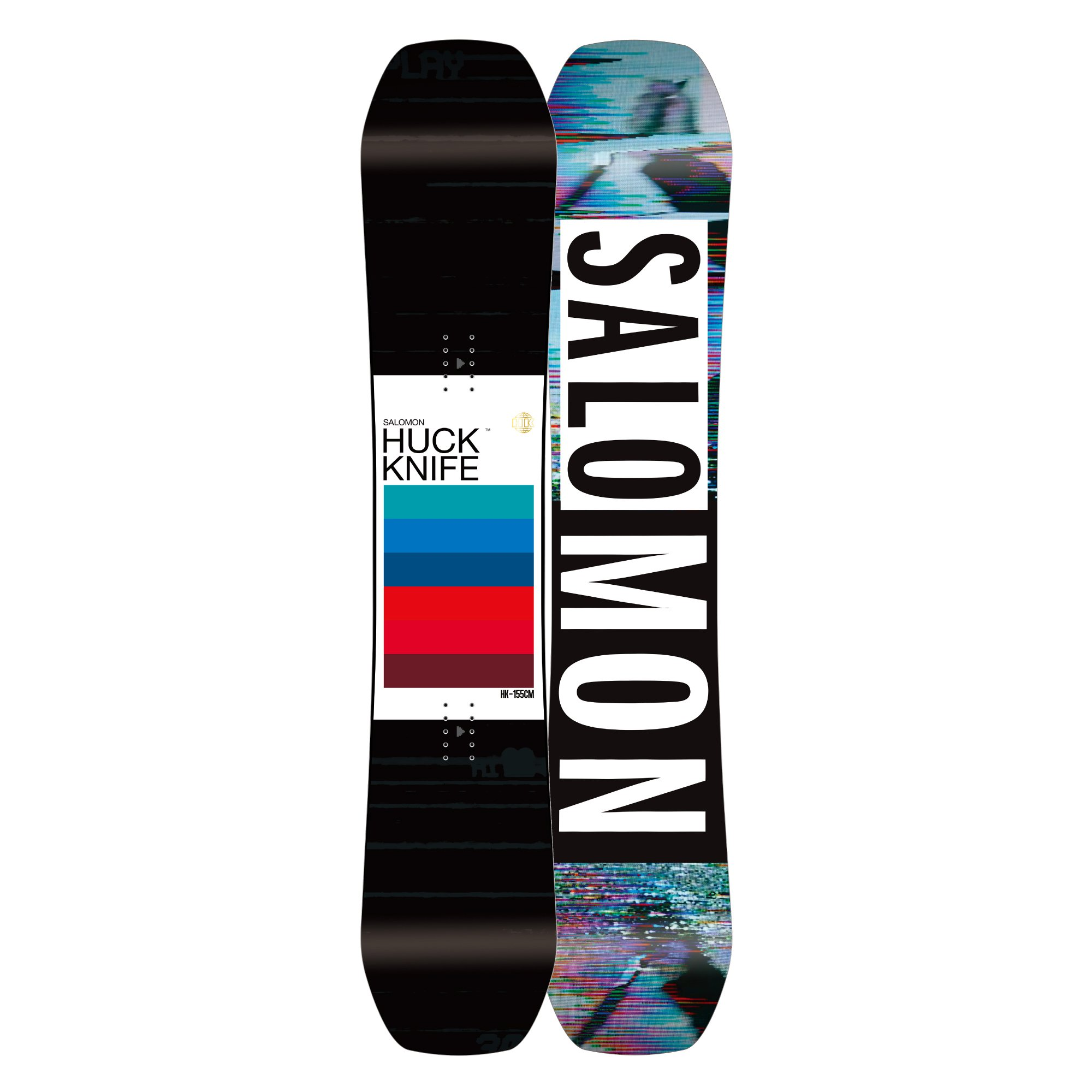 Salomon Huck Knife Wide Snowboard 2018 - 158cm Wide