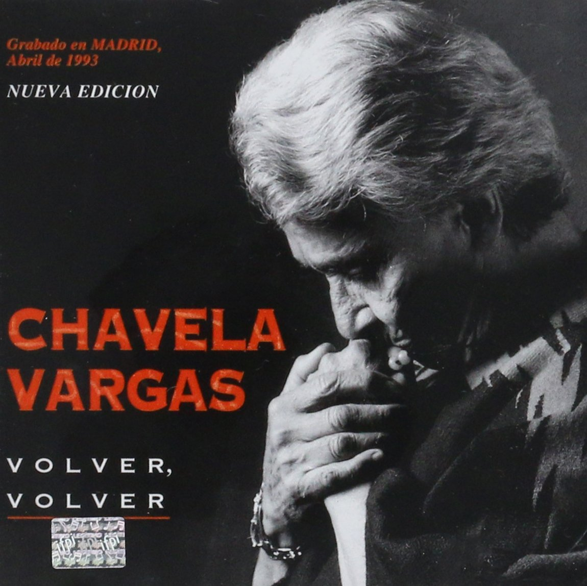 Chavela Vargas Volver Volver Amazon Music