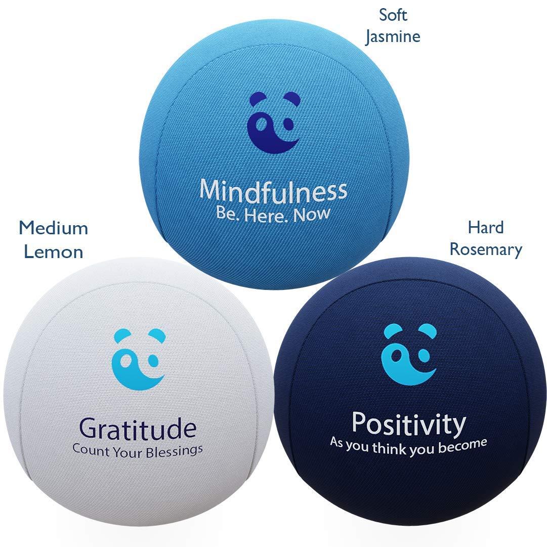 MindPanda Antistressbälle mit Aroma