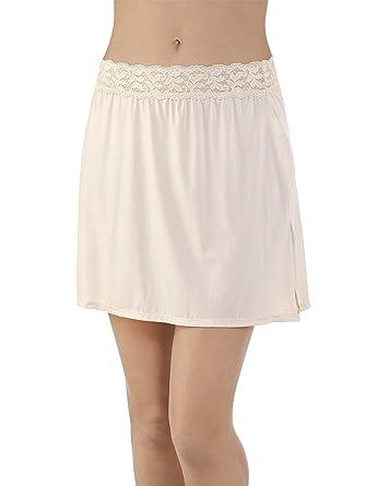 6519b2b3a359c Amazon.com  Vanity Fair Women s Plus Size Body Foundation Half Slip ...