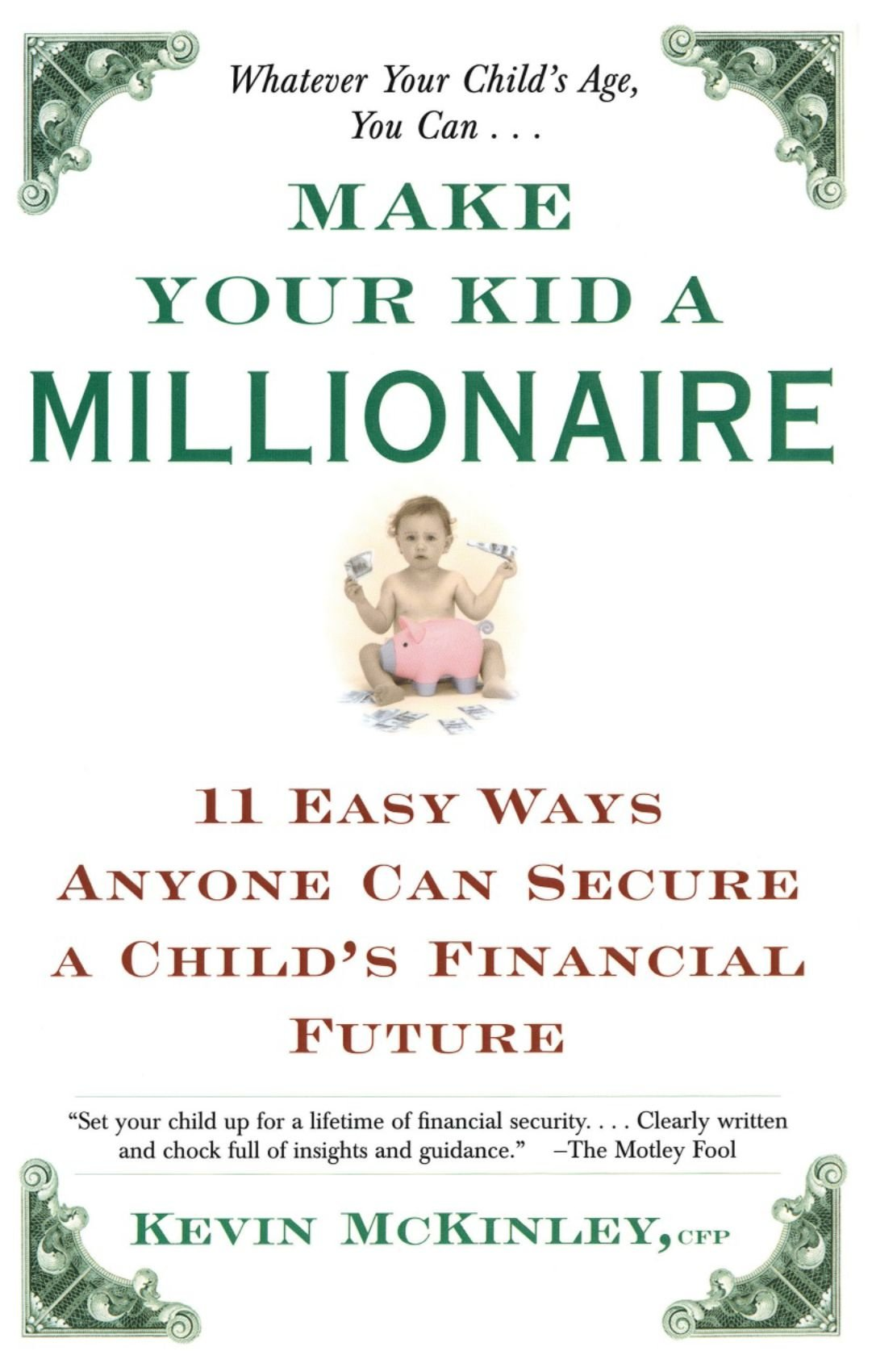 Make Your Kid a Millionaire: 11 Easy Ways Anyone Can Secure a Child's Financial Future PDF