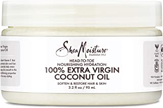 product image for SheaMoisture 100% Extra Virgin Coconut Oil for Trial & Travel Nourishing for All Hair & Skin Types 3.2 oz