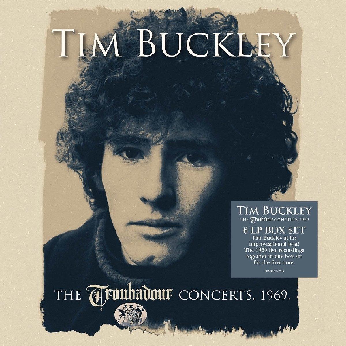 Vinilo : Tim Buckley - Troubadour Concerts (Boxed Set, United Kingdom - Import, 6PC, Oversize Item Split)