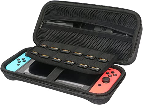 Khanka estuche funda para Nintendo Switch - Consola Color Gris ...