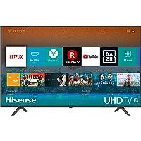 Hisense H50BE7000 - Smart TV 50' 4K Ultra HD, 3 HDMI, 2 USB, Salida óptica y de Auriculares, WiFi, HDR, Dolby DTS, Procesador Quad Core, Smart TV VIDAA U 3.0 con IA