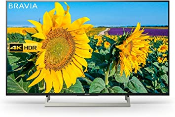 Sony Bravia kd55xf8096 55-h Android 4k Ultra HD HDR TV con youview y TDT HD: Amazon.es: Electrónica