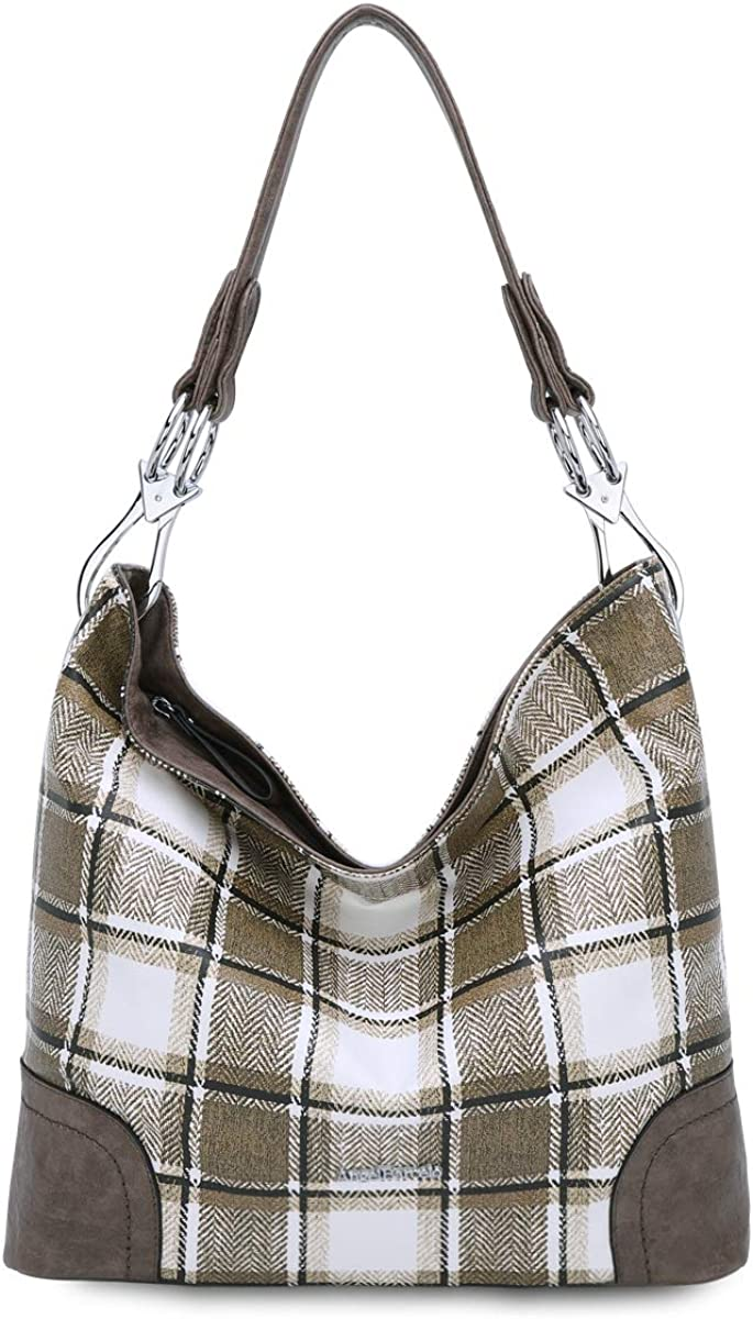 Angel Barcelo Satchel Purses for Women, Ultra Soft Vegan Leather Purses and Handbags,Tote Purs