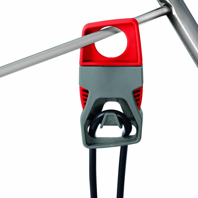 Einhell GE-EM 1536 HW - Cortacésped eléctrico (1500W, altura de corte 6 niveles | 25-75 mm , ancho de corte 36 cm, hasta 600m² de jardín, 40L de ...