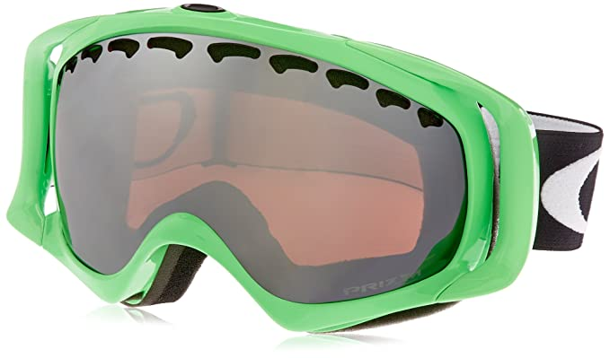422c8bcce73 Amazon.com   Oakley Crowbar Adult Prizm Snowsport Snowmobile Goggles  Eyewear - Jet Black Rose   One Size Fits All   Sports   Outdoors