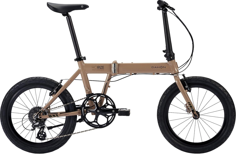 DAHON(ダホン) Horize 20インチ アルミフレーム 8段変速 折りたたみ自転車 B074MVRJ1V キャメル キャメル
