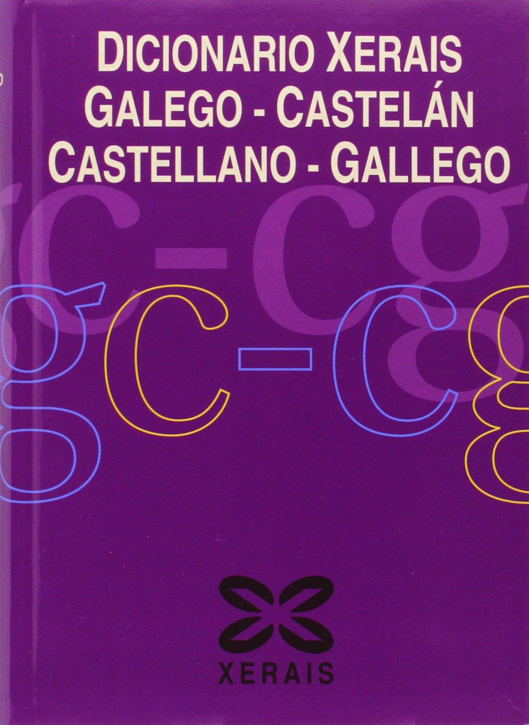 Dicionario Xerais Galego-Castelán Castellano-Gallego (Dicionarios - Dicionarios Xerais) (Gallego) Tapa blanda – 16 jun 2008 Luís Castro Macía 8497823192 Dictionaries - General Diccionarios